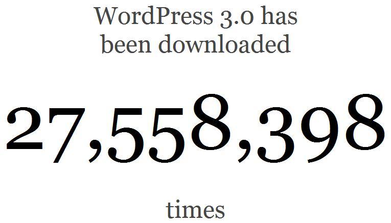 Vajon a 3.1-es verziót is leg fogják tölteni 27,5 millió alkalommal?