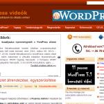 Blog főoldal - bordó