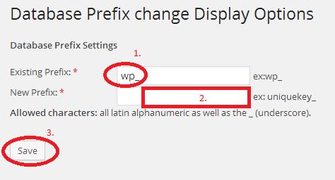 db-prefix